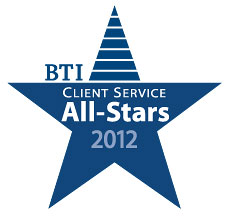 BIT Client Service All Star 2012