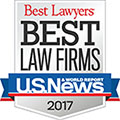Best Lawyers Best Law Firm 2017