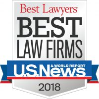 Best Law Firm Badge 2018