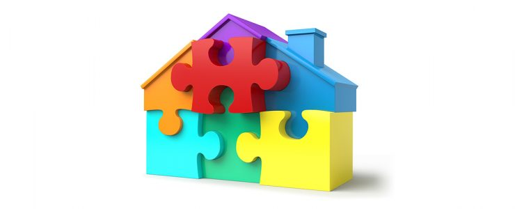 Title Insurance House Puzzel