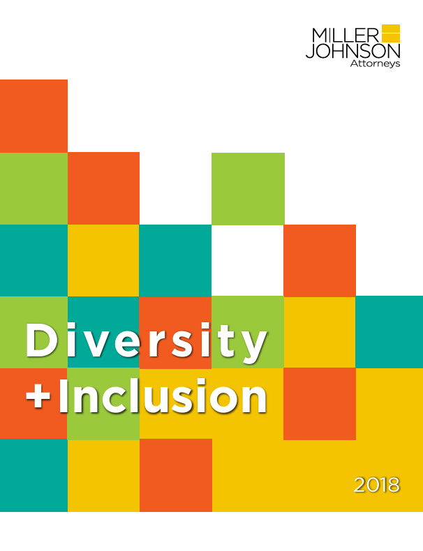 Diversity and Inclusion Annual report 2018