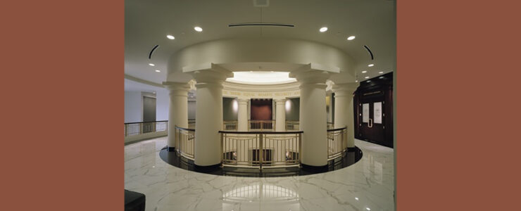 Michigan Court of Appeals Building Interior